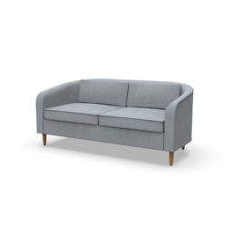 platform hush loveseat