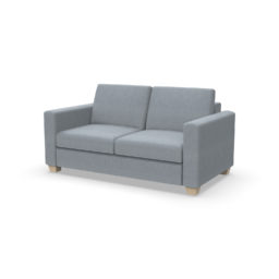 Platform the lounge loveseat