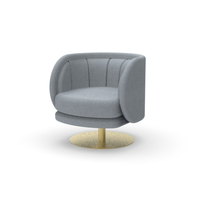 platform lyra lounge chair