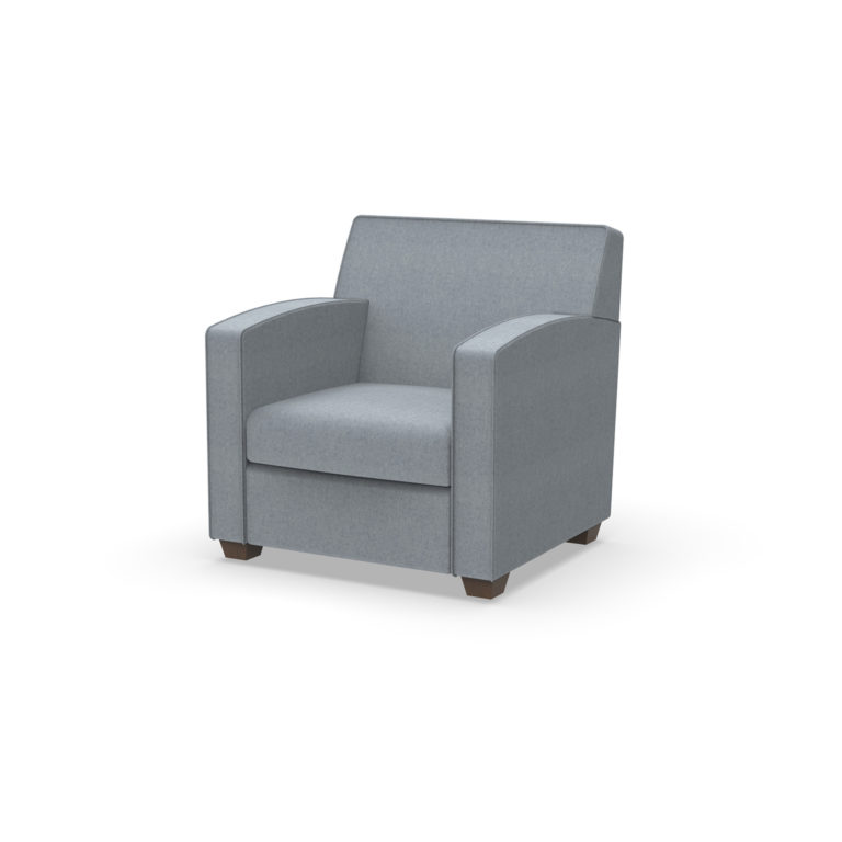 platform sit lounge chair